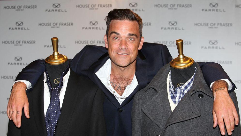 Robbie Williams: Alles chic?