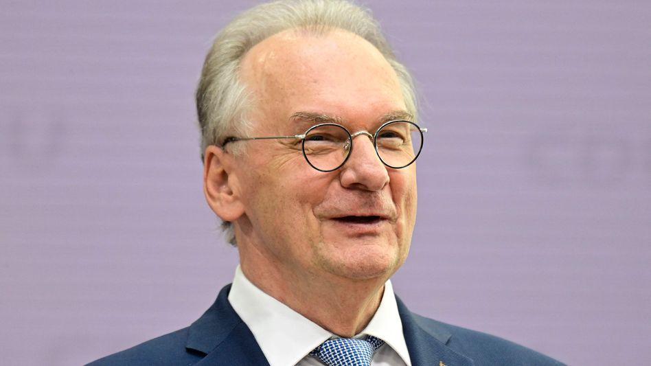 Wahlsieger Haseloff: Dritte Amtszeit gesichert