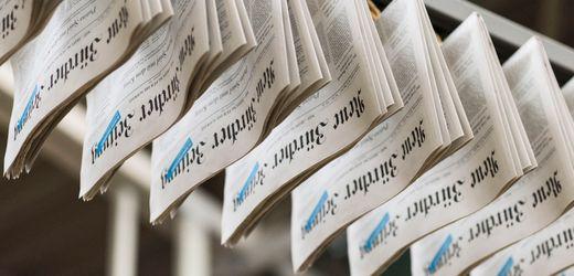 Warum es die »NZZ « nach Deutschland zieht: Es rappelt im Kanton