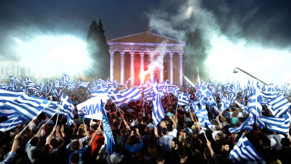 Photo Gallery: The Leading Candidates in the Greek Election
