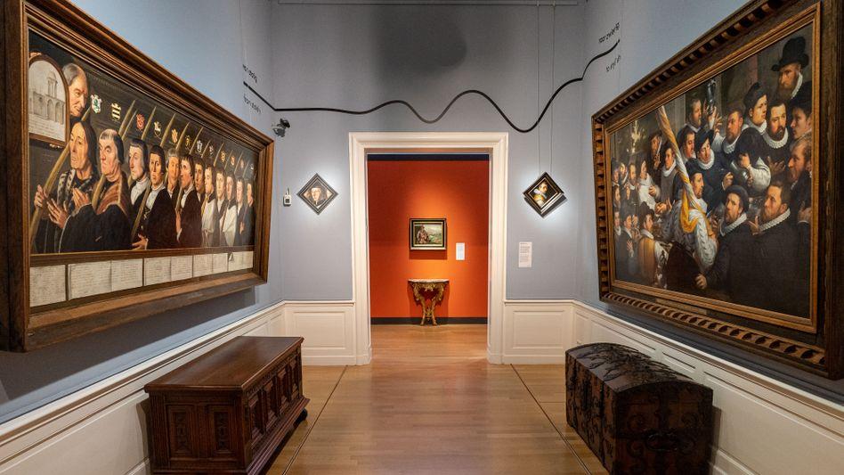 Niederländische Museen kämpfen mit den Folgen der Coronakrise; das Frans Hals Museum (Foto) war etwa mehrere Monate geschlossen
