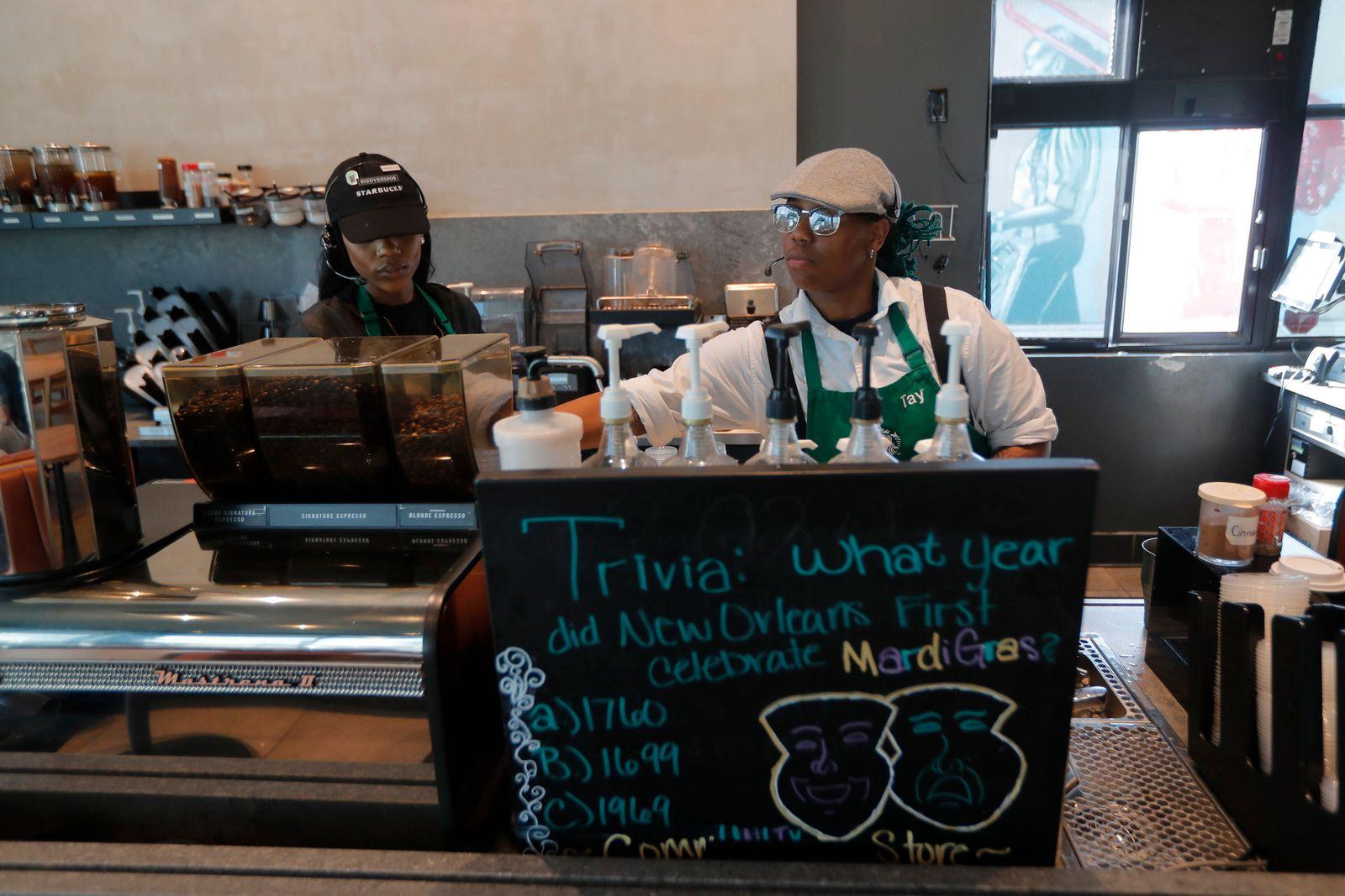 Starbucks Underserved Communities