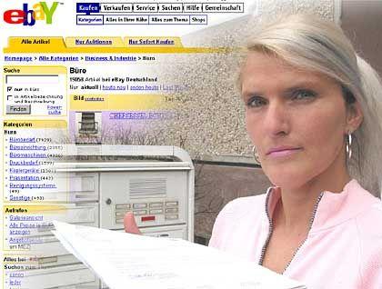 Kerstin Cruz: Hilferuf über eBay