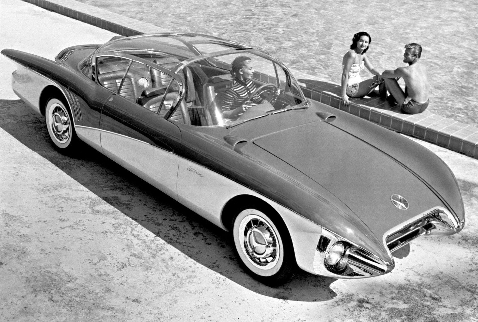 1956 Buick Centurion/ 03EyesOnDesign Eyes On Design