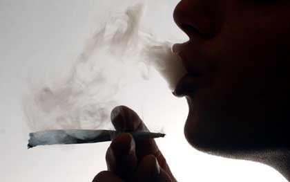 Hasch-Raucher: Franzosen bauten ihren Riesenjoint zehnmal größer