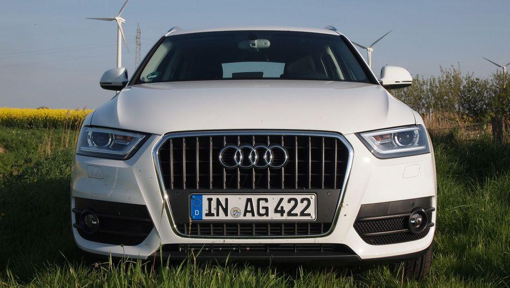 Audi Q3: Der Goldesel