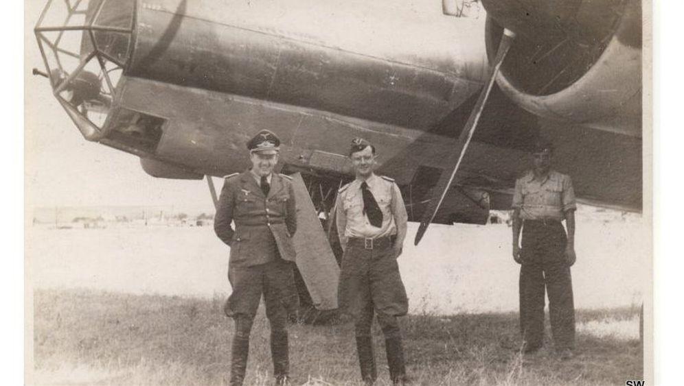 Logbuch eines Wehrmachtsfliegers: Tod zwischen den Zeilen