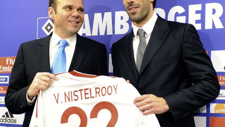 Prominente Wintertransfers: Von van Nistelrooy bis Toni