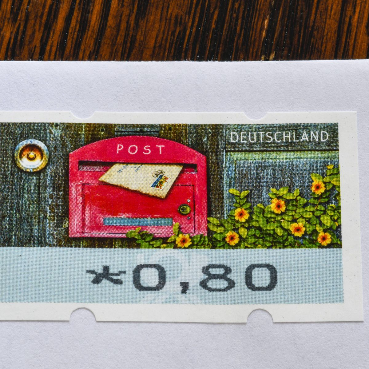 briefporto standardbrief