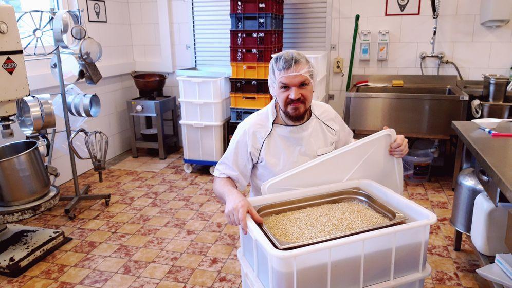 Bäcker als Existenzgründer: Mit Mut, aber ohne Gluten