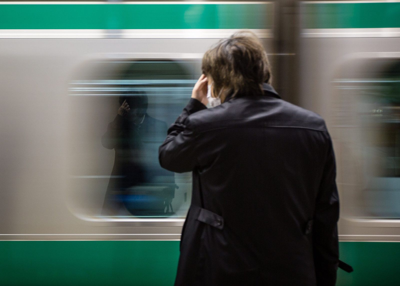 Viele Japaner schieben gewaltig Überstunden