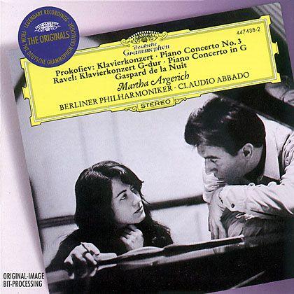 Abbado Zusammenarbeit mit Martha Argerich 1967: Straffe, schwingende, glückliche Fügung
