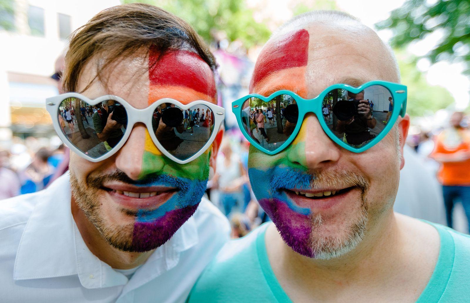 Events/ Gay Parade/ Hamburg