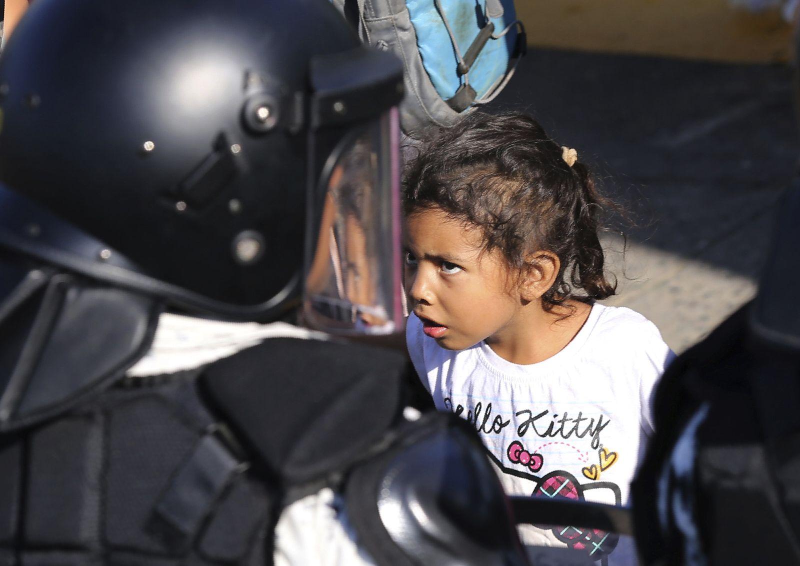 APTOPIX Guatemala Central America Migrants