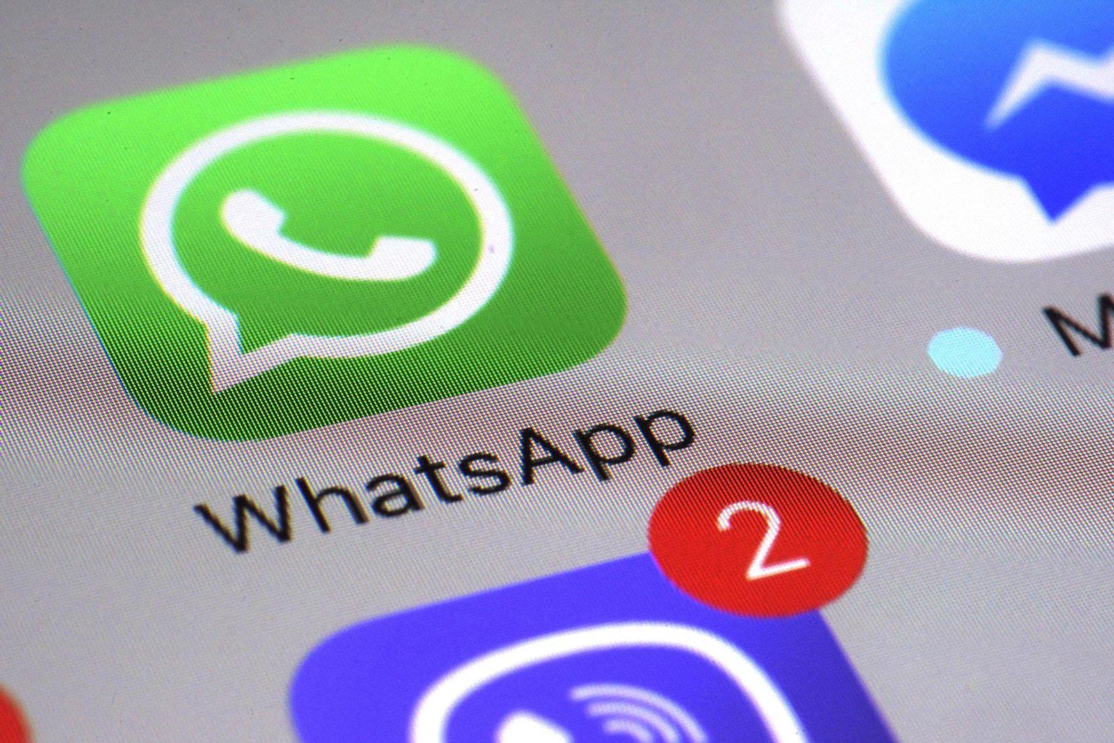WhatsApp-Spyware