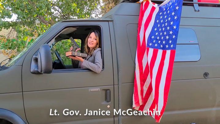 USA: Wahlkampf im Zeichen des Automobils