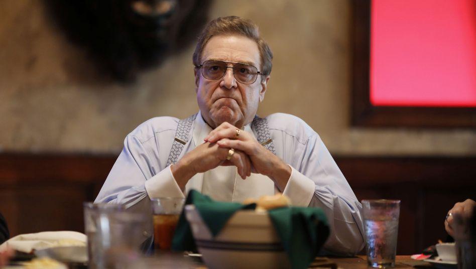 """John Goodman spielt in der Serie """"The Righteous Gemstones"""" den Patriarchen eines reichen Prediger-Clans"""