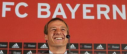 Klinsmann bei Bayern-Pressekonferenz: Keine Kompromisse
