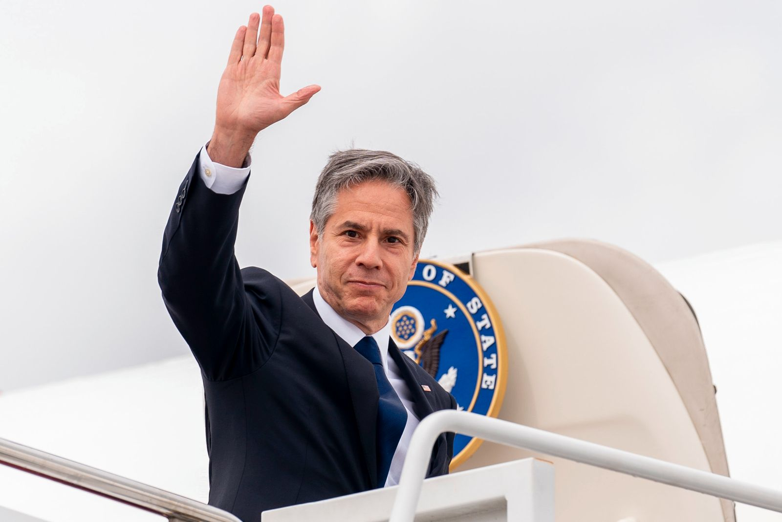 US-Außenminister Blinken besucht Deutschland