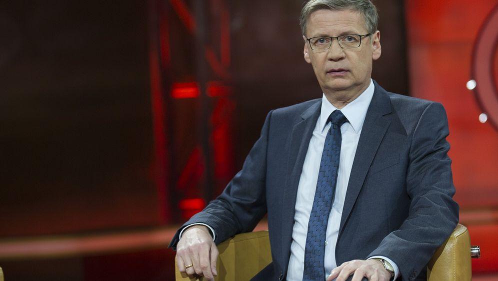Pegida-Talk bei Günther Jauch: Da geht ja alles durcheinander