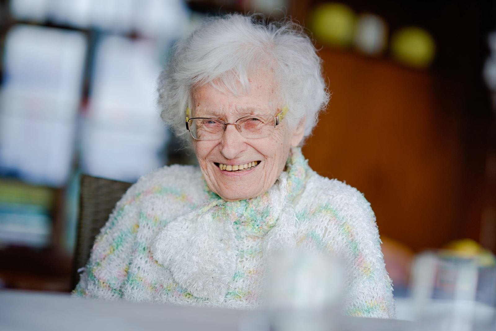 100-jährige Lisel Heise in den Stadtrat gewählt