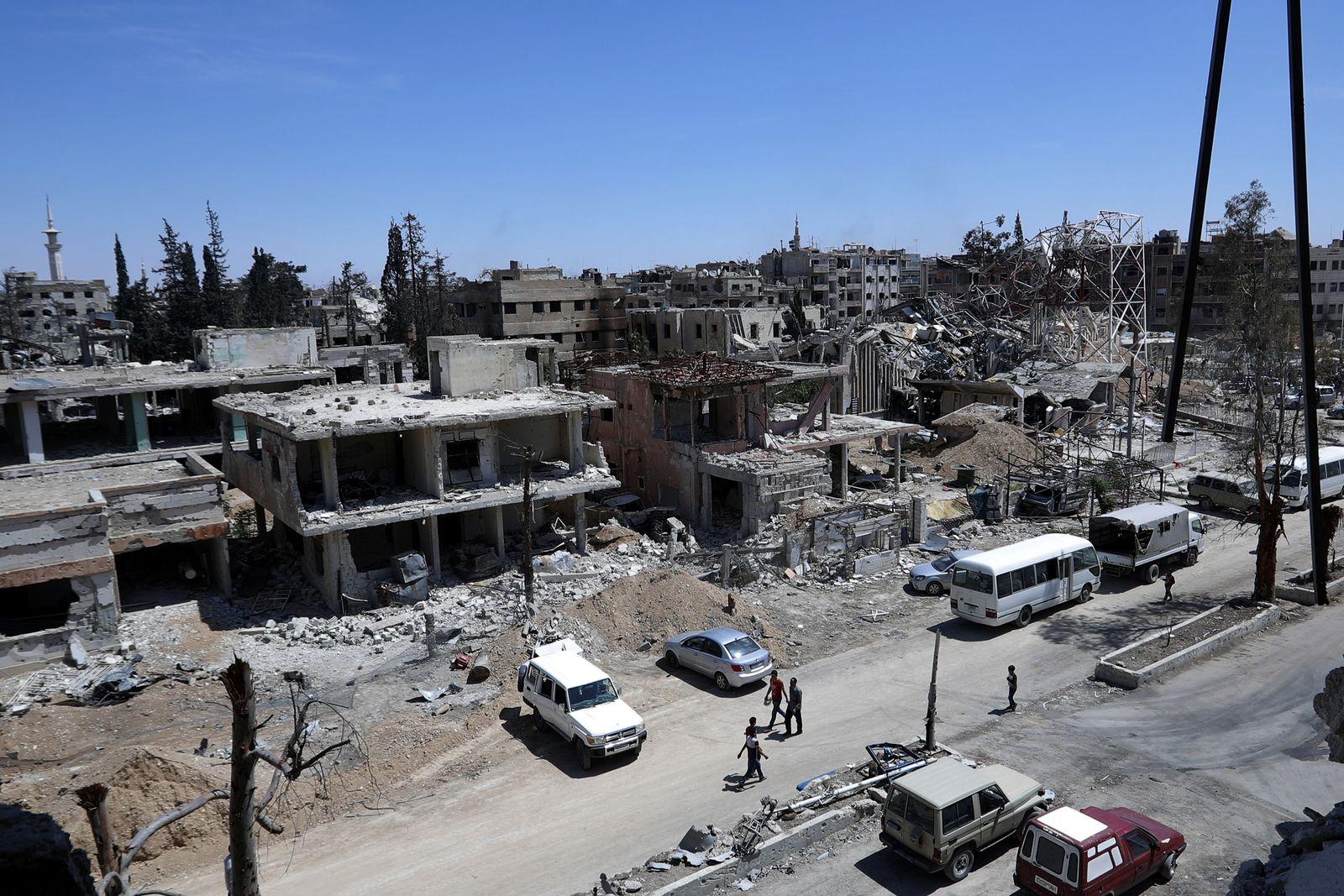 Syrien Duma