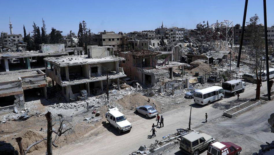 Syrisches Duma