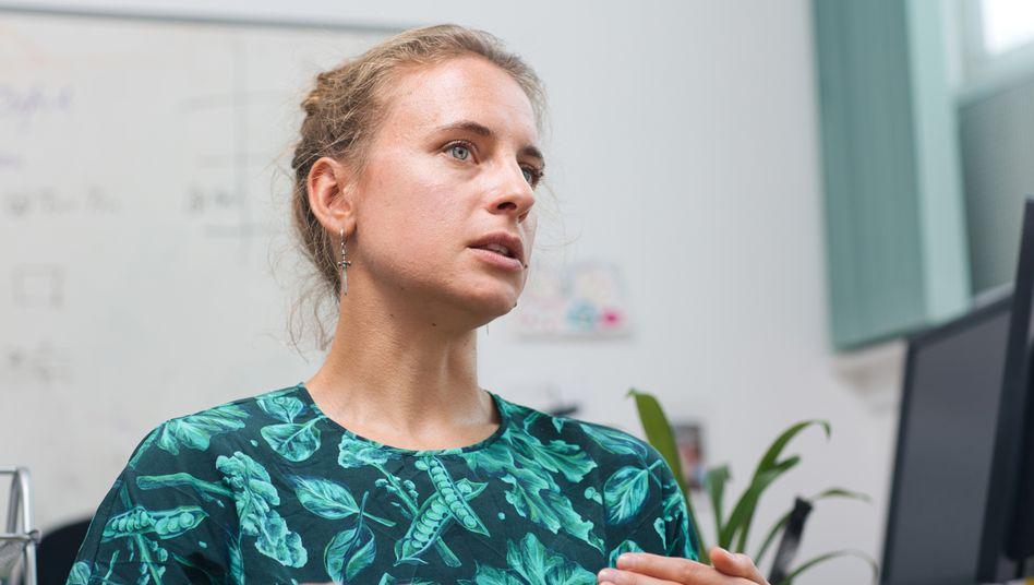 Klimaforscherin Friederike Otto