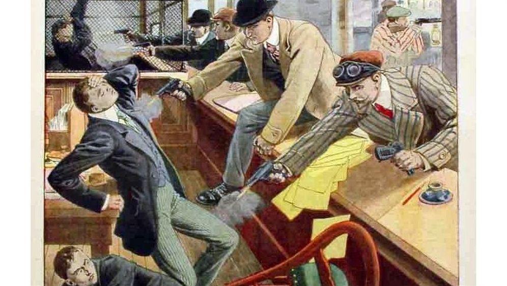 Legendäre Verbrechen: Die Erfindung des Getaway-Cars