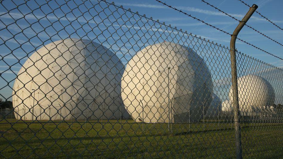 BND-Außenstation in Bad Aibling: Strengere Kontrollen