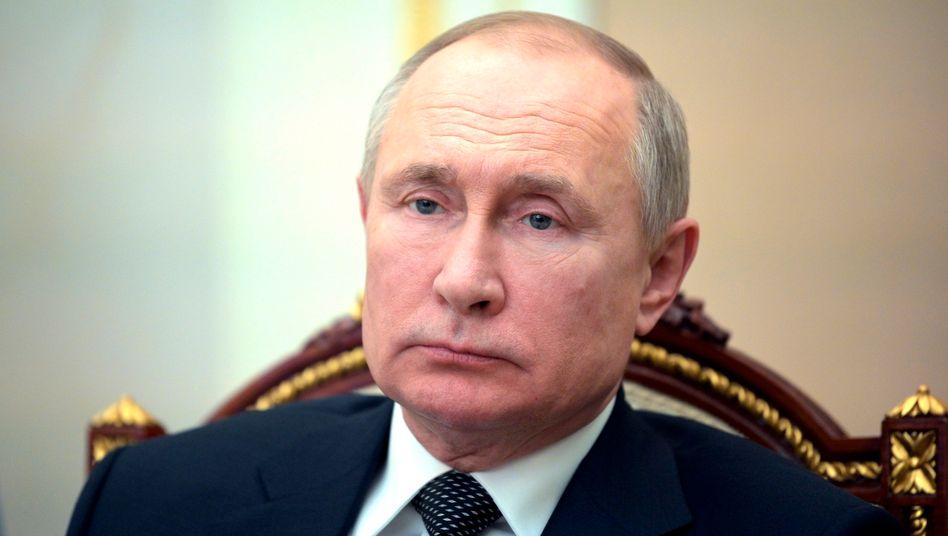 Wladimir Putin will diplomatischen Vertretungen von »unfreundlichen ausländischen Staaten« die Arbeit erschweren