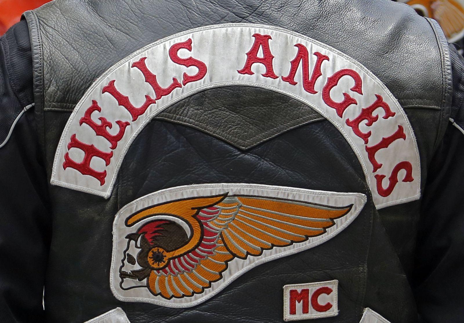 NICHT VERWENDEN Hells Angels