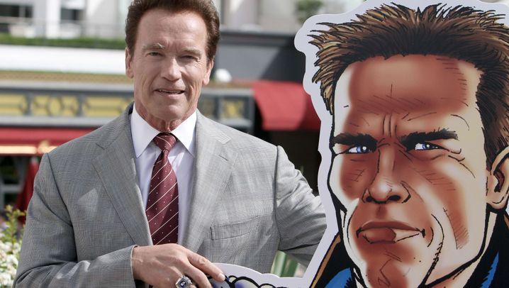 Arnold Schwarzenegger: Fitnessprobleme beim fünffachen Mister Universum