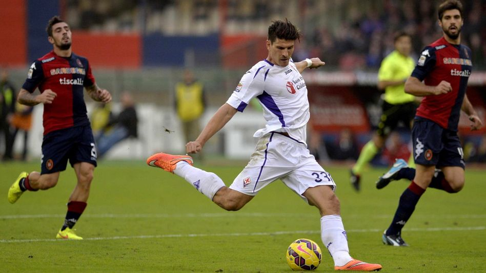 Florenz-Stürmer Gomez: Erstes Tor seit März
