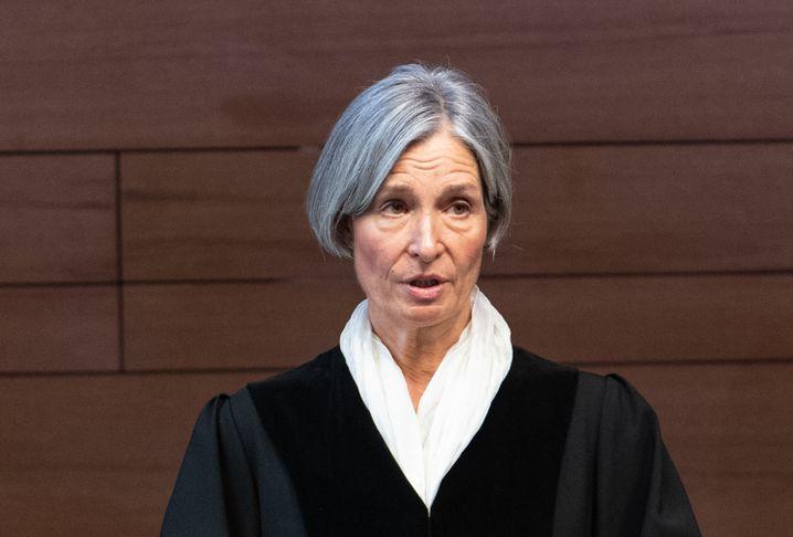 """Richterin Eva Kleine-Cosack: """"Nun ist Herr E. aber tot."""""""