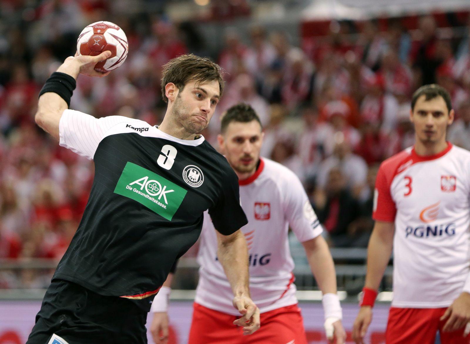 Handball-WM Polen-Deutschland