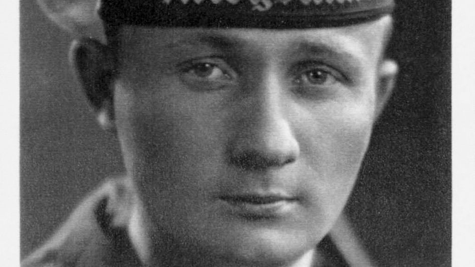 Marinesoldat Gustav Ritz