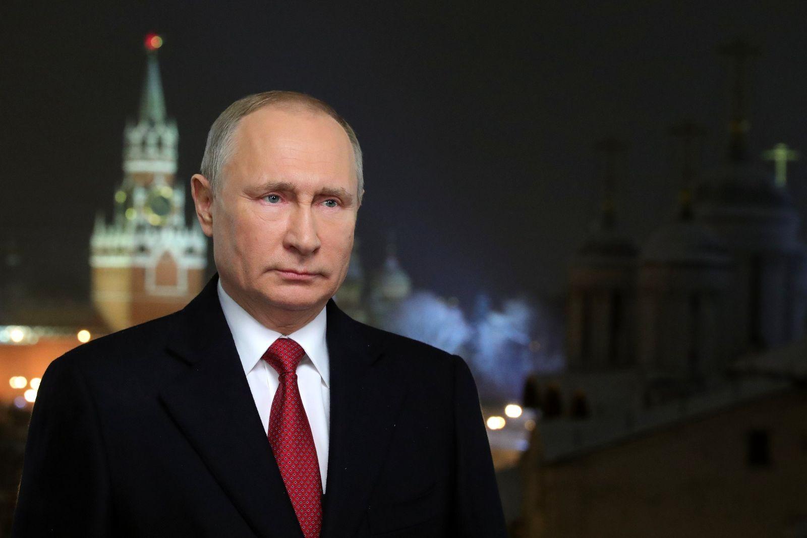 Neujahrsansprache Wladimir Putin / Schwellenländer