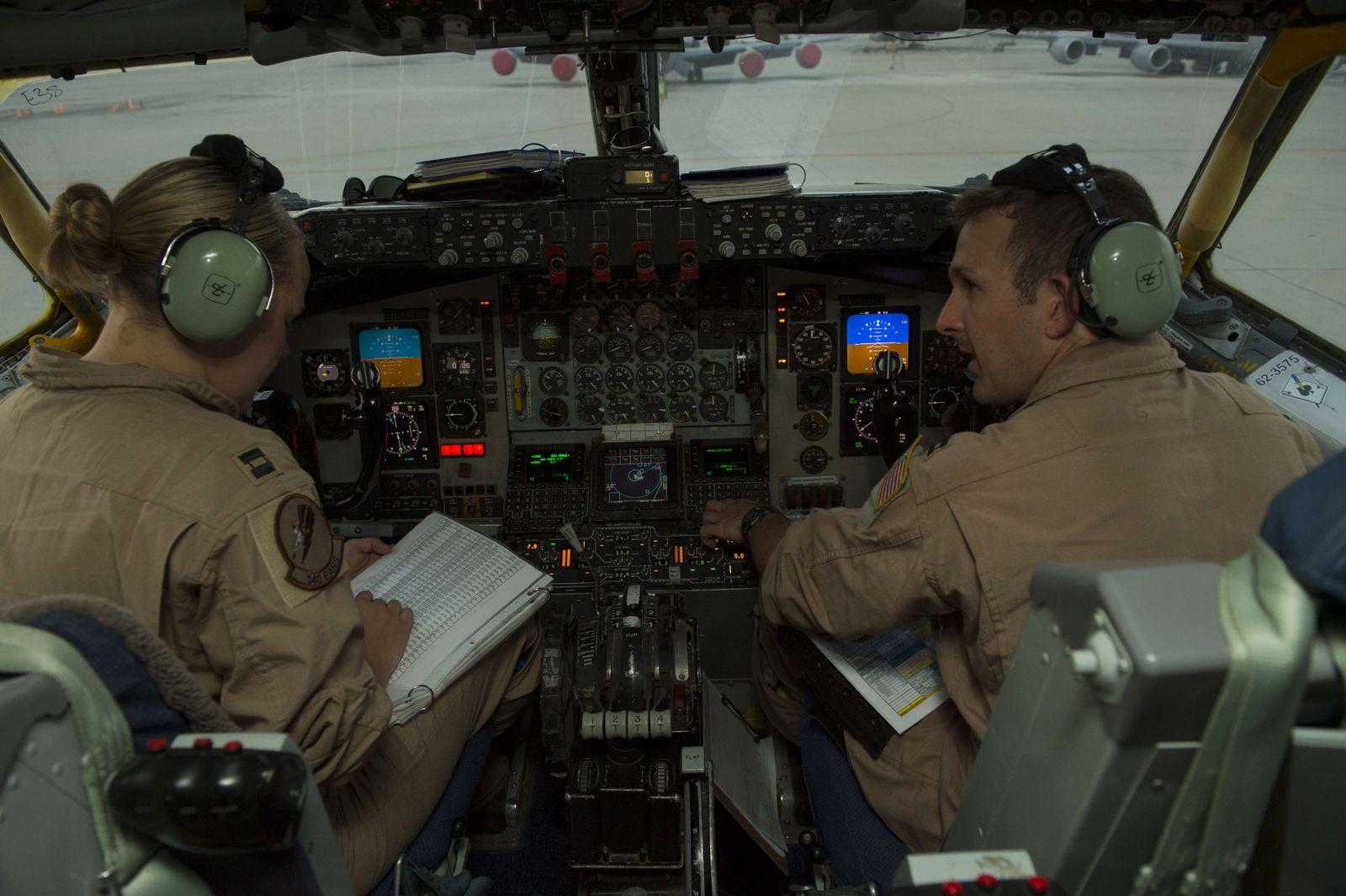 US-Piloten Irak