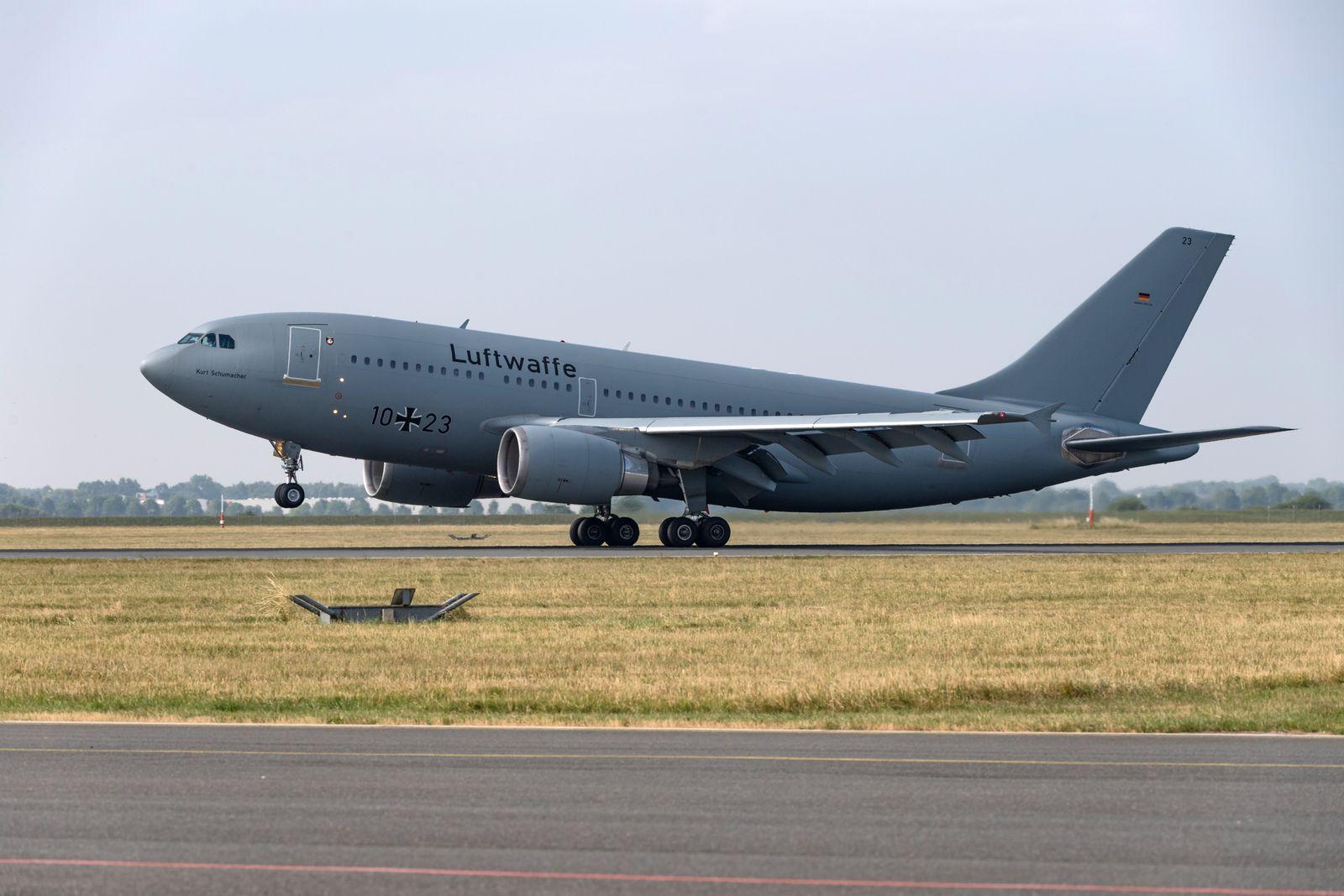 EINMALIGE VERWENDUNG A310