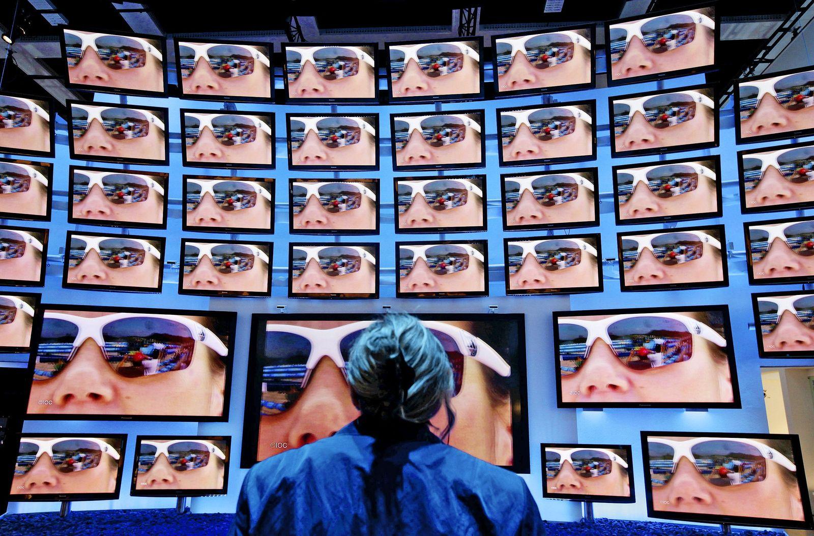 IFA Bildschirme Fernseher