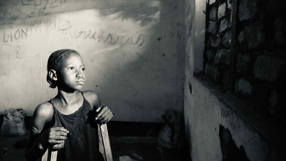 Zentralafrikanische Republik: Samira, 13, Bürgerkriegsopfer
