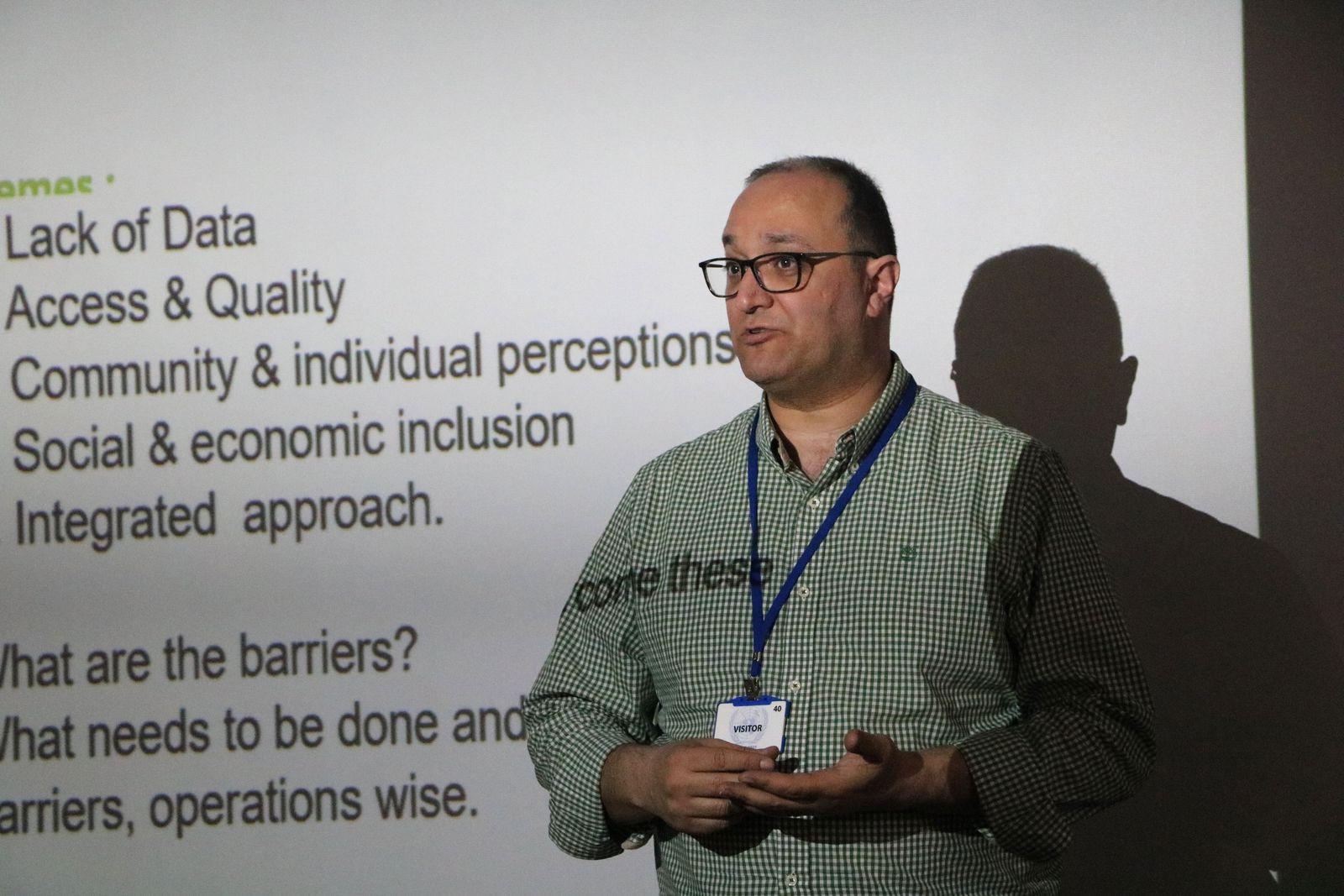 Portrait Fadi al-Dairi