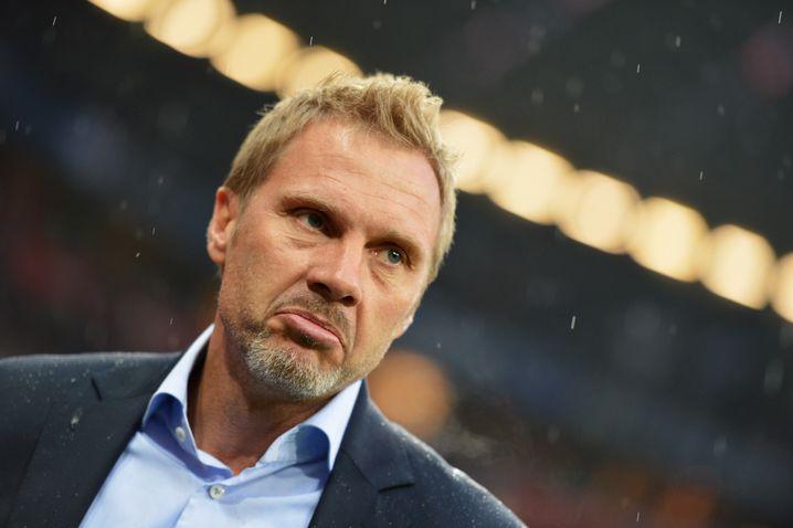 """HSV-Trainer Fink: """"Wir wollen uns nicht verstecken"""""""