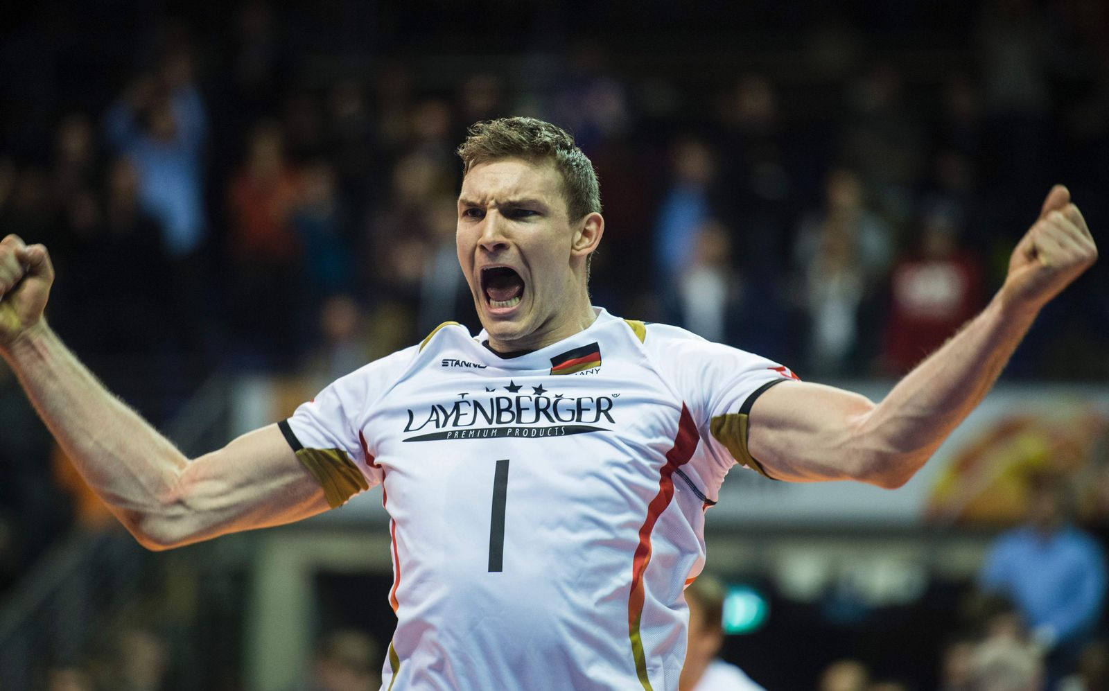 VOLLEYBALL-OLY-GER-SRB-QUALIFIER