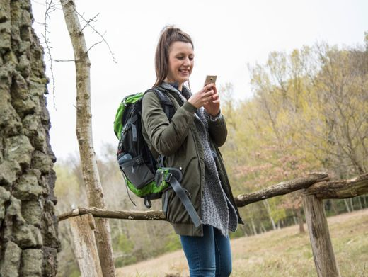Wander-App: Das Handy verrät, wo es langgeht