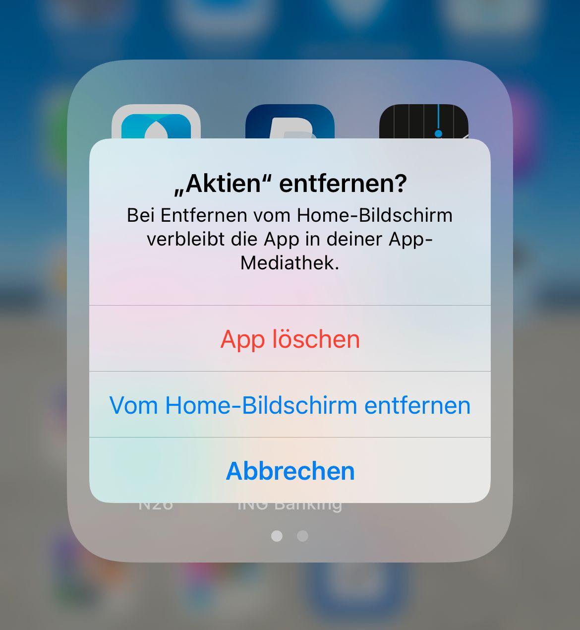 iPhone- Tipps