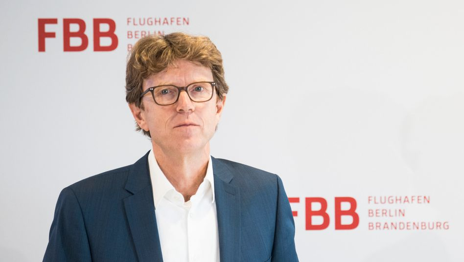 Flughafenchef Engelbert Lütke Daldrup