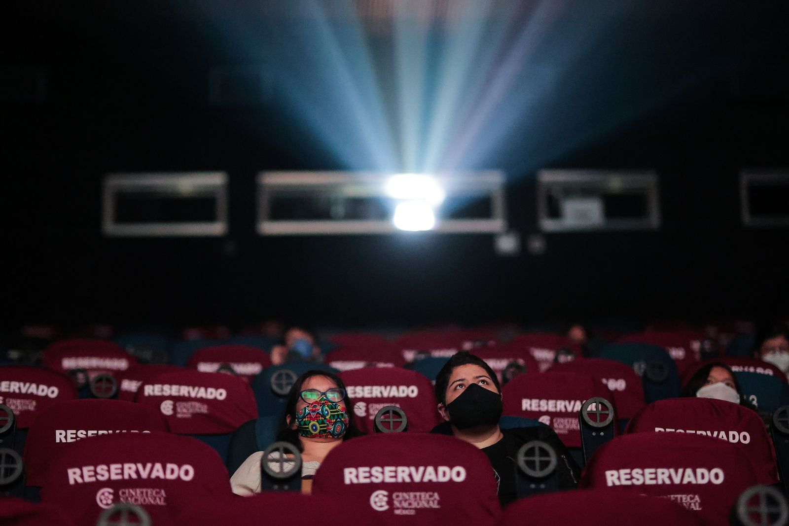 Cinemas Can Reopen in Mexico City After Four Months