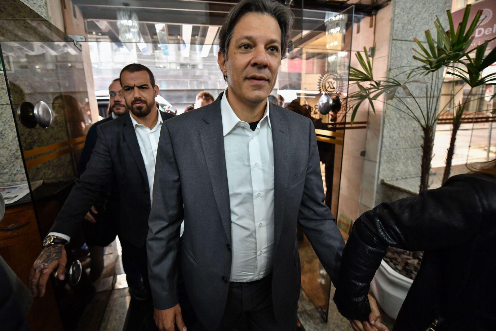 BRAZIL-POLITICS-ELECTION-LULA-HADDAD